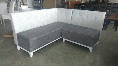 Booth Bench, Restaurant sofa, vintage furniture, cafe barber, saloo, club, pub,