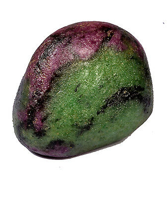 100.89 Certified Natural Ruby Zoisite Rough  Shaped Gemstone Gem No-285