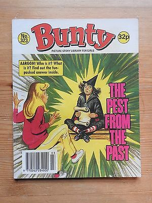 Bunty Picture Story Library #323 - The Pest From the Past VG+