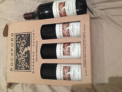 Rockford Basket Press Barossa Valley Shiraz 2005, 2006, 2007, 2008