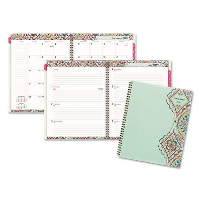 Marrakesh Professional Weekly/Monthly Planner, 9 1/4 x 11 3/8, 2018