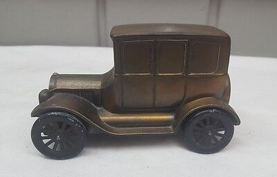 Woodville State Bank Metal Coin Bank Truck