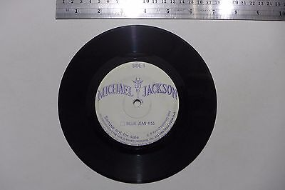 "Michael Jackson / Billie Jean-Jam (Thai Sample Not For Sale 7"" Ep) ....oop"