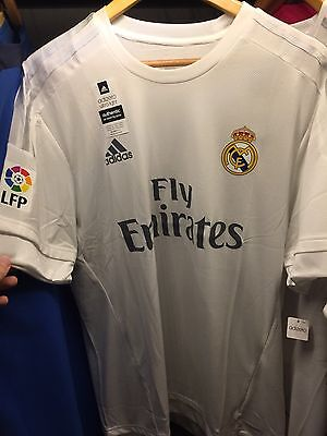 Camiseta Maglia Real Madrid Player Issue