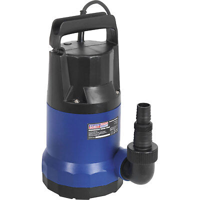 Sealey WPC100 Submersible Clean Water Pump 240v