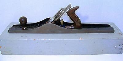 "Stanley 22"" No. 7 BAILEY JOINTER Plane CORRUGATED Bottom w/BOX Made in Canada"