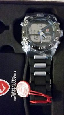 7 Brand New Shark Brand Wrist Watches Great Selection In Original Boxes W/Tags