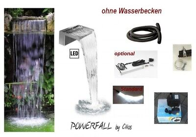 PowerFall LED Waterfall Set Eco 60 CM Fully Wired with Strip and Accessories