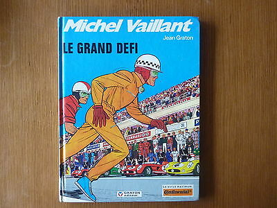 MICHEL VAILLANT n° 1 *** LE GRAND DEFI