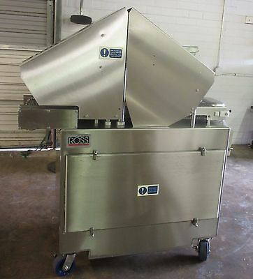 Ross Heavy-Duty Meat Tenderizer Butcher Meat Tenderizing Machine Model TC700MC
