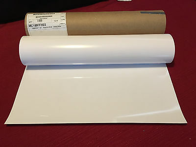 "15"" x 1 Yards - Stahls' Fashion-FILM Heat Transfer Vinyl HTV - Matte White"