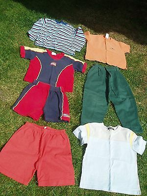 Boys Clothes Bundle Age 4-5  5-6Years.