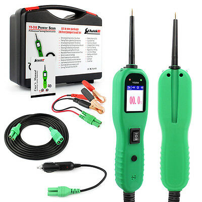 Autek 12V Power Scan Electrical Circuit Power Tester Diagnostic Scan Tool YD208