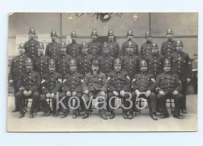 SOMERSET CONSTABULARY c.1910-20s - POLICE REAL PHOTO - Barwick/ Queen Camel area