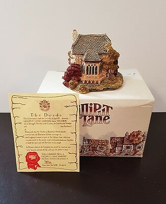 Lilliput Lane The Briary English Collection Chapel