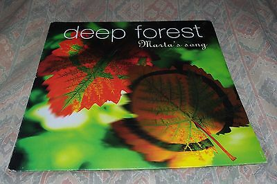Deep Forest Marta's Song Vinyl Lp