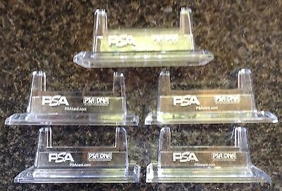 PSA Sports Acrylic Stand For Graded Card Display  5- PACK NEW ! Pokemon  Cards