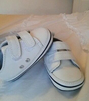 Baby boy 0-3 months next trainers.
