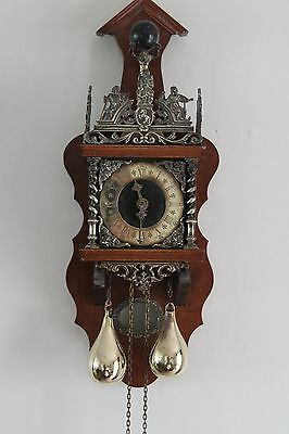 Dutch Zaadnam wall clock