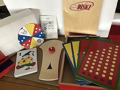 Wooden Disc Counting 1-10 Game • Ideal Fun Teaching Aid