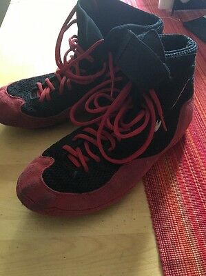 Nike Inflict Wrestling Shoes Size 10