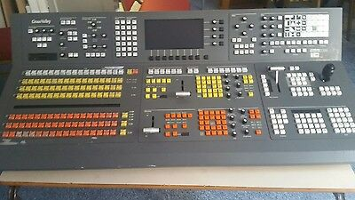 Ms2 Philips Digital Vision Video Mixer 24 Channels With Rack.