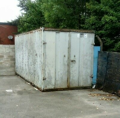 20 foot shipping container in Derby
