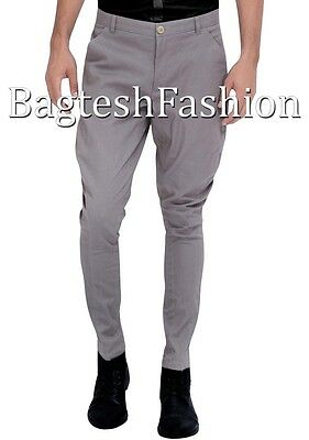 Royal Jodhpuri Polo Pants Mens Equestrian Horse Riding Baggy Breeches