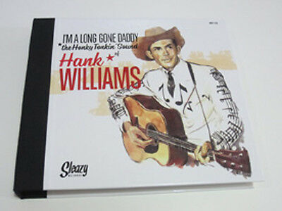 HANK WILLIAMS - Im A Long Gone Daddy - 6 x 45rpm boxset LTD 500 copies numbered
