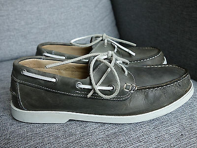 Chaussures bateau cuir Bocage taille 40 TBE