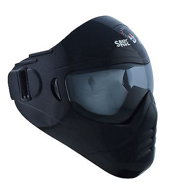 New Save Phace Just Ill Series SUM 2 Sports Utility Goggles Mask - Total Eclipse