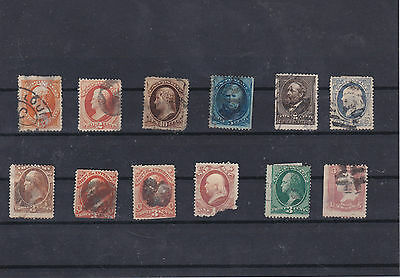 United States Old Stamps Ref: R5819