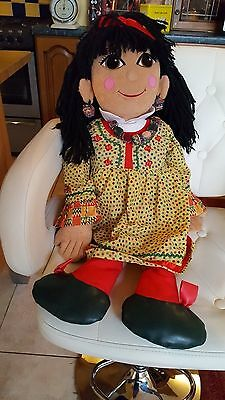 large rosie doll,from rosie and jim