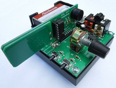 K1EL CW electronic keyer Fully Assembled with Battery