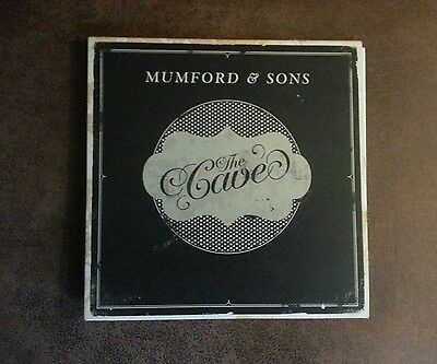 """mumford and sons the cave 7"""" vinyl 2010"""