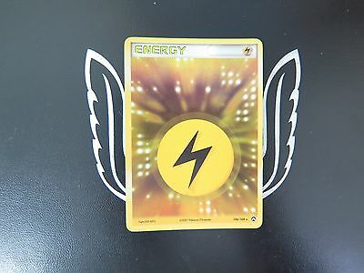 EX Power Keepers Lightning Energy Holo 106/108 Pokemon Card! Excellent Condition