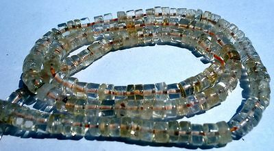 Citrine13InchSingle Strand Gemstone Beads@DSC04347