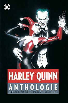 HARLEY QUINN ANTHOLOGIE HC (deutsch) Hardcover 356 S. SUICIDE SQUAD,JOKER,BATMAN