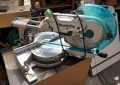 makita ls1216 sliding compound mitre saw.