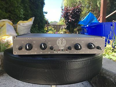 AEA TRP The Ribbon Preamp 2 Ch. Mic Pre w/83dB Gain, Specially made for Ribbons