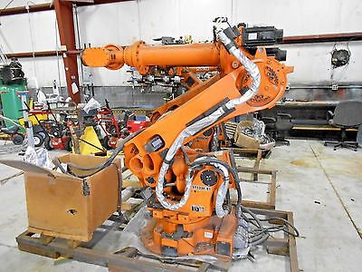 New 2011 Nachi ST133F-01 with controller and teach pend Robot, ABB Fanuc Motoman
