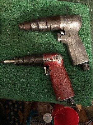 Vintage Aro Pneumatic Tool, Also B&D Tool