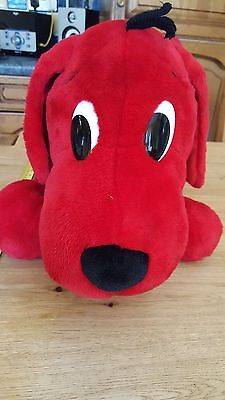 large. clifford the big red dog... 24inch long