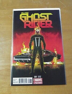 All-New Ghost Rider #1 1:25 Felipe Smith Variant (May 2014, Marvel)