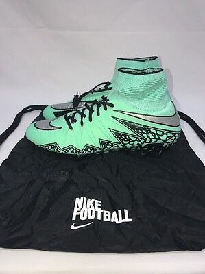 Men's NIKE HYPERVENOM PHANTOM II FG Sz 9 SOCCER CLEATS New ACC  747213 308