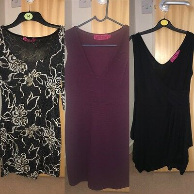 womans dress bundle size 12-14 BOOHOO