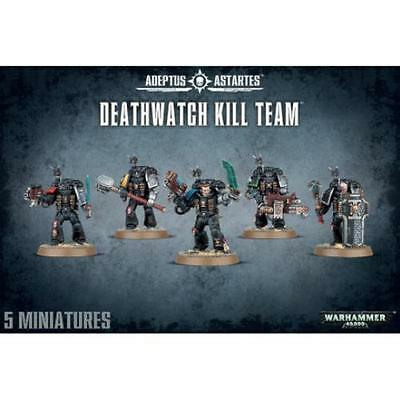 Warhammer 40k Brand New Space Marine - Deathwatch kill team