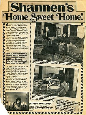 Shannen Doherty Clipping Article Home Sweet Home 90210