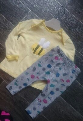 girls next and ZARA outfit age 6-9 months