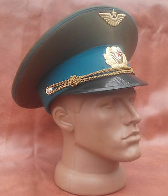 Cap of the pilot's officer of the USSR